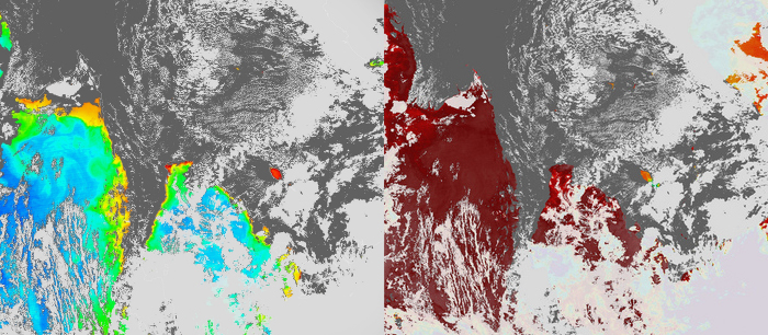 Remote Sensing for Oceanography